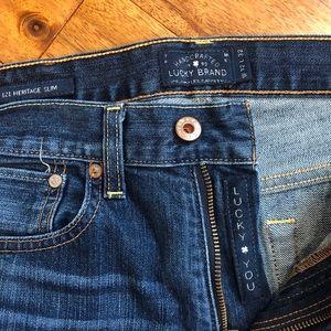 Lucky Brand Jeans - Lucky brand 121 heritage slim